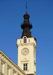Warsaw-January'17 (9) (Silvia Inacio) Tags: warsaw varsóvia warszawa poland polónia polska tower torre clock relógio