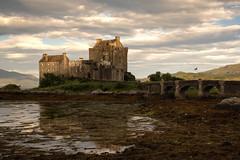 First Light (Paul C Stokes) Tags: eileandonancastle eilean donan castle skye dornie hour composition sony a7r early morning first light shadow sunrise