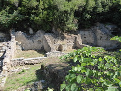 0014 Shrine of Asclepius, Butrint (12) (tobeytravels) Tags: albania butrint buthrotum illyrian shrine asclepius temple