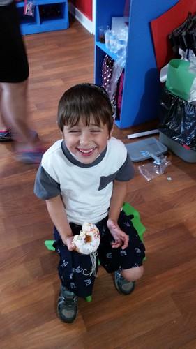 Happy Birthday Yaakov