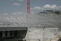 (onesevenone) Tags: onesevenone stefangeorgi germany deutschland hamburg hh gerüst bau constructions scaffolding scaffold