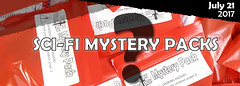 July 2017 - Sci-fi Mystery Packs (BrickWarriors - Ryan) Tags: lego brickwarriors minifigure mystery pack value scifi post apoc accessories guns weapons