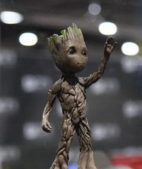 Baby Groot (Han Shot First) Tags: groot sandiegocomiccon2017 sdcc2017