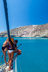 Milos, Greece (Ðariusz) Tags: milos greece ass bums vacation girls bikini