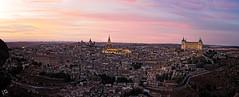 Toledo, Castilla la Mancha, España (:) vicky) Tags: toledo atardecer sunset panorámica castillalamancha flickr