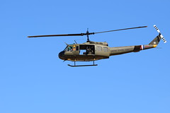 Bell UH-1 Iroquois (hutchdeen) Tags: skyfair bell uh1 iroquois kpae helicopter aviation