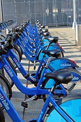 Citi Bike - New York 2016 - Downtown