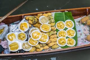 marche fottant damnoen saduak - thailande 49