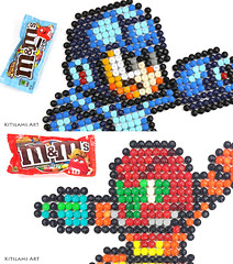 MegaMan and Metroid - M&M Mosaic - Flickr - Set of 2 - Photo 2 (Kitslams Art) Tags: nintendo mm mosaics pixel art 8bit mario bros nes snes video game artist candy 8 bit arts yoshi toad megaman samus aran metroid boo shyguy bowers mushroom mosaicart mosaicartist mmmosaic rubikscubemosaic artwithitems artwithcandy artwithmms artwithrubikscubes rubikscubeart rubiksart mosaicdrawing drawingmosaic kitslamsart kitslam videogameart videogameartist videogamepixelart pixelart 8bitart 8bitartist nintendoart nintendoartist nintendopixel snesart nesart marioart marioartwork mariobrosart