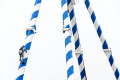 In Construction (NathalieSt) Tags: europe france hérault lagrandemotte languedocroussillon occitanie borddemer forain foraine fête granderoue manège mer nikon nikond5500 nikonpassion nikonphotography sea seaside