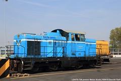 LDH70-739 (Davuz95) Tags: raccordo ferroviario locomotiva locomotore serfer oceanogate meldo scalo melzo ldh 70