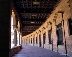 Portico (Rabadán Fotho) Tags: arquitecture pasadizo pasaje spain corredor arquitectura viajar edificio ciudad