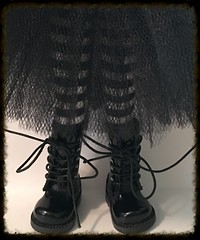 The Monster Mash...TuTu And Tights...For Blythe...