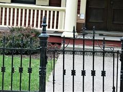 Iron Fence In Galena (ilgunmkr - Thanks for 6,000,000+ Views) Tags: fence fencefriday galena galenaillinois jodaviesscountyillinois ironfence enjoyillinois explored