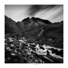 Just before the sky (paolo paccagnella) Tags: taa st italy canon wwwphpphotographycom alto adige biancoenero blackandwhite bw bn photo primephoto foto flickr paccagnellapaolo 2017 phpph© water light landscape longexposure longexposuremonochrome sky skancheli dick monochrome eos canonequipment cloud alpi