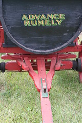 Advance Rumely (douglas randall thayer) Tags: douglasthayer canont6i canon tamron18200 masonmi steamshow tractors