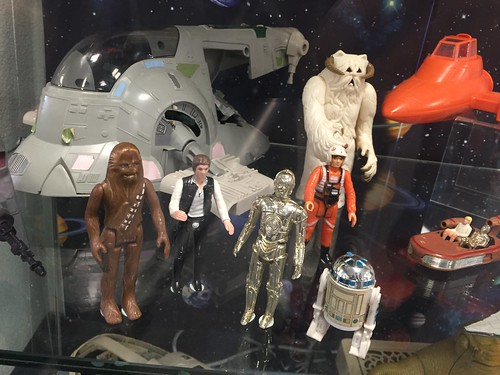 Star Wars gathering at Elstree & Borehamwood Museum