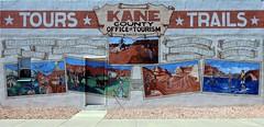 Kane County, Utah (Tear Drop Reflections Photography) Tags: kanecountyutah kane county utah art wallart mural sign kanabutah84741 kanab utah84741 officeoftourism tourism kanabutah signssymbols