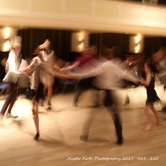 AF 2017-365-210 (Alister Firth Photography) Tags: scotland ayrshire troon celidh blur dance entertainment