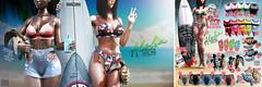 Aloha Gacha @ The Epiphany (Hanna (IM - gabby111996) Busy in RL) Tags: theepiphany sl secondlife osmiashowroom osmia gacha summer epiphany hot