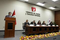 "Ministra inauguró ""V Congreso de la Coordinadora Nacional de Afectados por la Violencia Política"" • <a style=""font-size:0.8em;"" href=""http://www.flickr.com/photos/156664909@N08/35078440433/"" target=""_blank"">View on Flickr</a>"