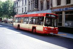 Halton 52 (J925 MKC) (SelmerOrSelnec) Tags: halton leyland lynx j925mkc liverpool bus