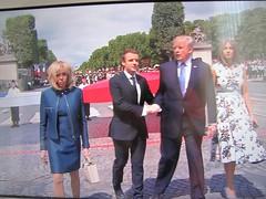 20170714-harada-trump-macron-00 (annieharada) Tags: amitié franco américaine defilé 14 juilet 2017 paris président macron