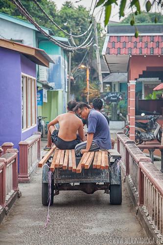 Lokalny transport na wyspie