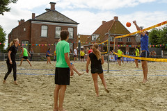 2017-07-15 Beach volleybal marktplein-7