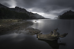 L'Ospédale (Corsica) (Mathulak) Tags: lospedale uspidali lac lake storm tempête mauvaistemps apocalypse mathulak montagne d750 leefiltersbigstopper