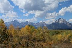 ansel adams' view (Glenna Barlow) Tags: wyoming grandtetonnationalpark grandtetons mountains landscape