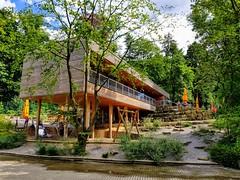 Zoo Wuppertal: Okavango Restaurant (hhschueller) Tags: wuppertal zoo nrw germany duitsland deutschland