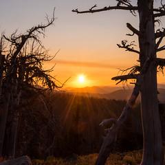 another new place (Ben McLeod) Tags: cloudcap cloudcapinn mthood oregon dusk light shadows sunset