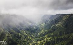 Kauai Wilderness (Patrick.Burns) Tags: landscape valley jurassicpark helic kauai hawaii nature wilderness island
