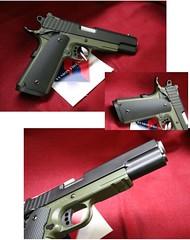 1911 Pistol, Fusion Firearms- Yukon (Fusion Precision Engineering) Tags: 1911coltpistol colt pistol m1911 m1911a1 custom1911pistols 9mm 45acp 40sw 10mm 38super 9x23 400corbon firearms 1911parts 1911assemblies lpasights fusion fusionfirearms guns usa