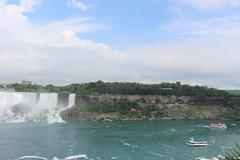 American Falls & Bridal Veil Falls (kleintjef) Tags: canada july summer2017 2017 ontario americanfalls bridalveilfalls summer niagarafalls waterfalls