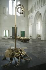 Jan Fabre in de Sint Baafskerk (wietsej) Tags: jan fabre de sint baafskerk kunstenfestival aardenburg 10 september 2017 contemorary art church interior sony a6000 zeiss sel1670z 1670