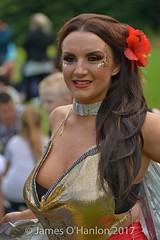 Brouhaha / Liverpool International Carnival 2017 (James O'Hanlon) Tags: brouhaha international liverpool carnival 2017 sefton park palm house parade dance dancers samba anahis batala mersey festival music