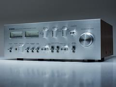 Yamaha CA 810 Stereo Amplifier (oldsansui) Tags: 1970 1977 1970s seventies audio classic vintage yamaha receiver amp amplifier retro sound naturalsound hifi old radio design music audiophil analog madeinjapan siebzigerjahre