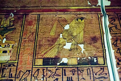 Tassle bird (Stray Toaster) Tags: cambridge fitzwilliam papyrus book dead egyptian ramose