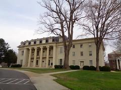 Founders Hall, Athens State University, Athens AL (Deep Fried Kudzu) Tags: founders hall athens state university alabama