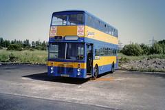 Fareway, Kirkby 110 (GKA 90N) (SelmerOrSelnec) Tags: fareway kirkby bristol vr eastlancs gka90n merseysidepte bus