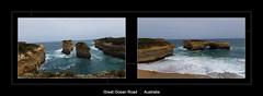 Great Ocean Road- Victoria- Australie (Globetrotteur17... Ici, là-bas ou ailleurs...) Tags: australia australie inexplore greatoceanroad victoria londonbridge