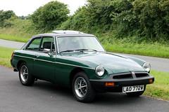 LA0 772W (Cumberland Patriot) Tags: mg mgb gt mgbgt lao772w british racing green car