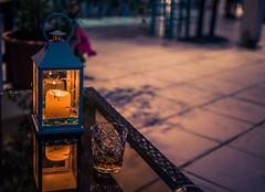 Candlelight drink (A & A McKee) Tags: drink candle light evening crete greece night summer bokeh nikon dslr d500 1835mm 18 romantic
