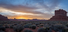 Valley of the Gods (svubetcha) Tags: landscape flowers arizona sunset bridge hourse mission gas utah