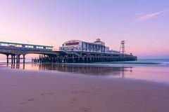 Pier Sunrise (Cissa Rego) Tags: sunrise bournemouth uk england dorset landscapephotography nikon nikonphotography nikonphotographers