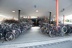 _DSC0273 (bob.vanderzwaag) Tags: groningen bike fiets students train station