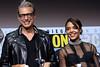 Jeff Goldblum and Tessa Thompson - Thor Ragnarok Marvel SDCC 2017 (Emese Gaal) Tags: thor thorragnarok marvel sdcc sdcc2017 comiccon comiccon2017 sandiegocomiccon panel marvelpanel jeffgoldblum tessathompson