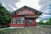 Rail Station Glattfelden (Swissrock-II) Tags: railstation bahnhof glattfelden switzerland schweiz hdr nikon d700 july 2017